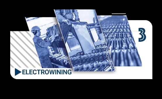 electrowining tal zinc