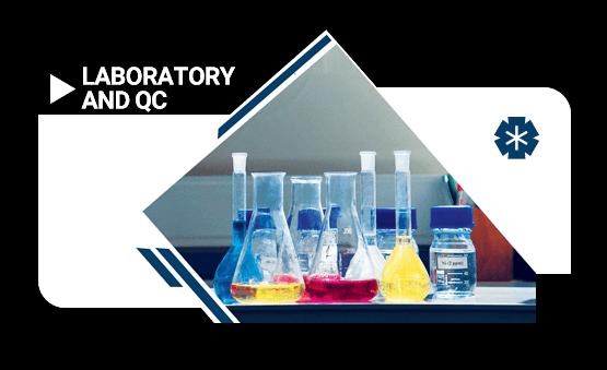 labratory and QC tal zinc
