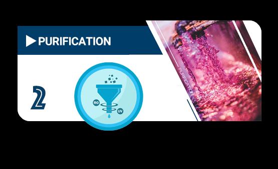 purification tal zinc