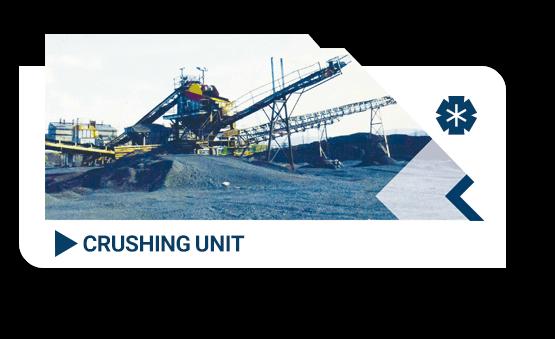crushing unit tal zinc++